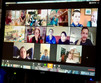 Bostoni Eesti Kooli esimene virtuaalne koolipäev / Boston Estonian School's first virtual school