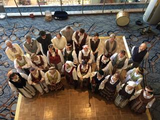 Baltic Centennial Bostonis