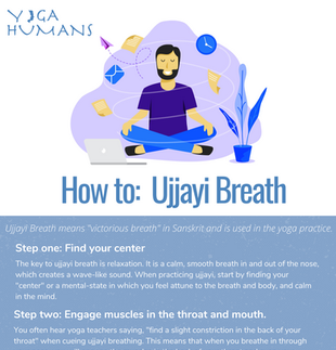 How to: Ujjayi Breath