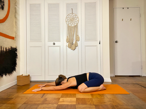 Three Yoga Sequences for Anxiety Relief