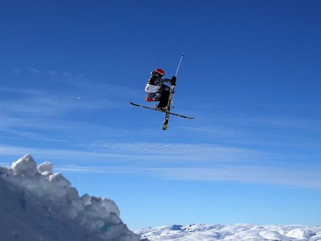Skiing Freely with Lyman Currier