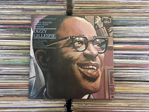 LP Dizzy Gillespie - The Sonny Rollins / Sonny Stitt Sessions - (Duplo)