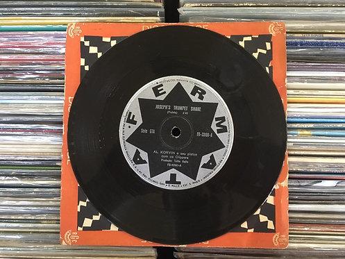 Compacto Al Korvin - Joseph's Trumpet Shake / Tema De Lara