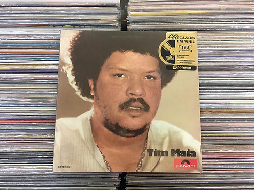LP Tim Maia - Tim Maia 1971 - Capa Dupla - Lacrado