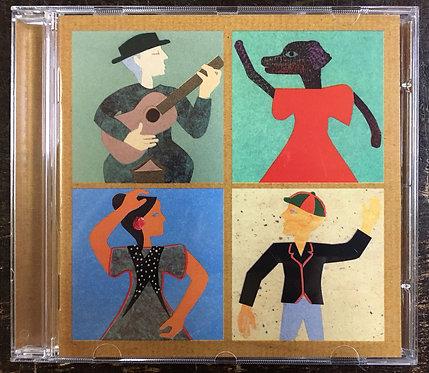 CD Gorky's Zygotic Mynci - Spanish Dance Troupe
