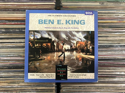 LP Ben E. King - The Ultimate Collection / Stand By Me