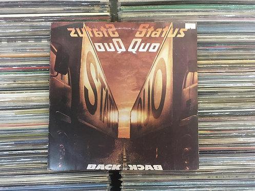 LP Status Quo - Back To Back - Importado