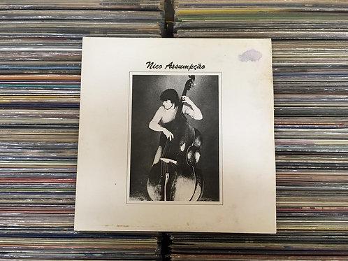 LP Nico Assumpção - 1981 / Manguaça - Com Encarte