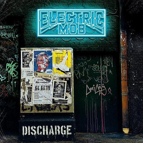 CD Electric Mob - Discharge - Lacrado