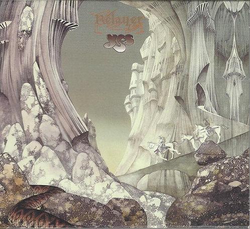 CD Yes - Relayer - Importado - Digipack (Seminovo)