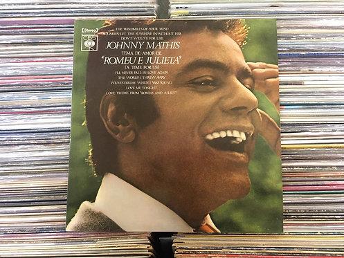 "LP Johnny Mathis - Tema De Amor De ""Romeu E Julieta"""