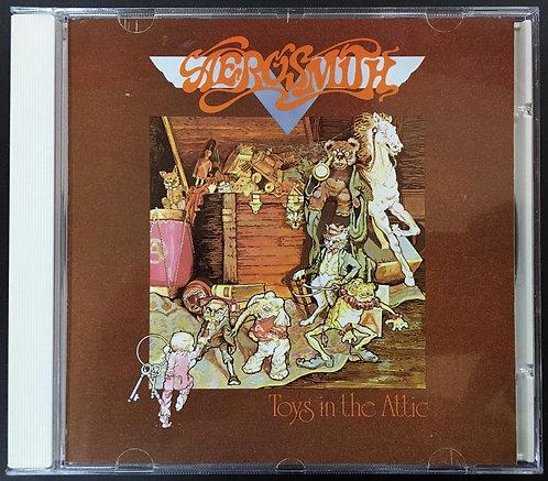 CD Aerosmith - Toys In The Attic - Japonês