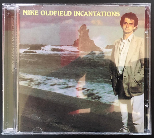 CD Mike Oldfield - Incantations - HDCD - Importado