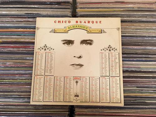 LP Chico Buarque - Almanaque - Com Encarte