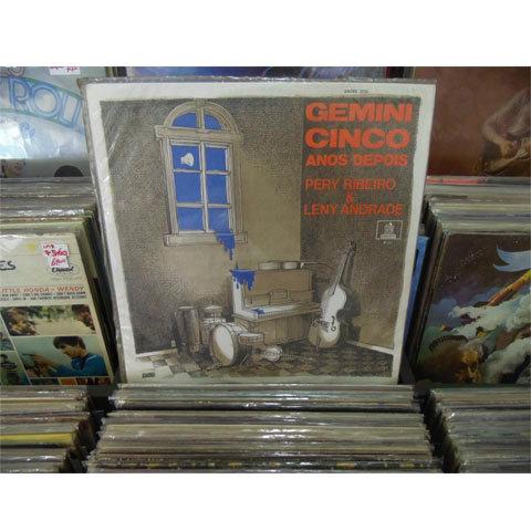 LP Pery Ribeiro & Leny Andrade - Gemini Cinco Anos Depois