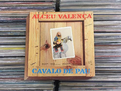 LP Alceu Valença - Cavalo De Pau - C/ Encarte
