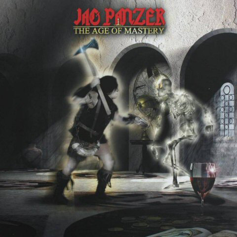 CD Jag Panzer - The Age Of Mastery - Importado - Lacrado