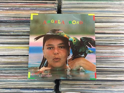 LP Angela Roro - Simples Carinho - C/ Encarte
