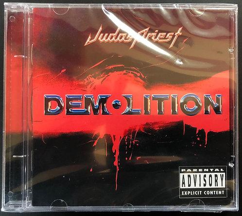 CD Judas Priest - Demolition - Importado - Lacrado