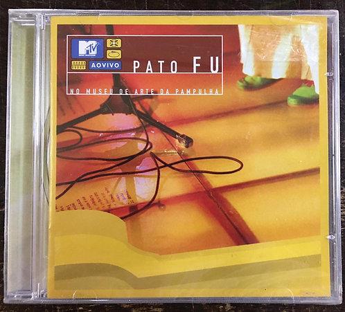 CD Pato Fu - Ao Vivo No Museu De Arte Da Pampulha - Lacrado