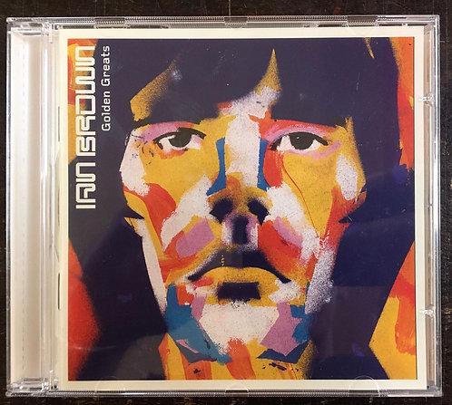 CD Ian Brown - Golden Greats - Importado