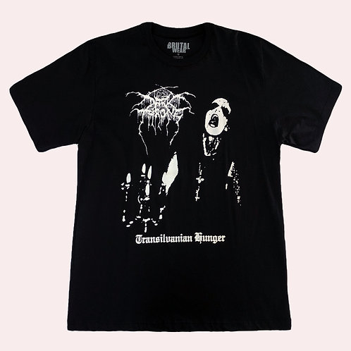 Camiseta Darkthrone - Transilvanian Hunger - Brutal