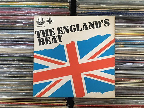 Compacto The England's Beat - Bandas: Vanity Fare, Choise, Apple, The Mirage