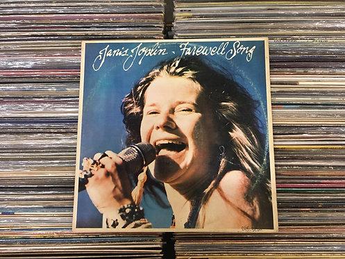 LP Janis Joplin - Farewell Song