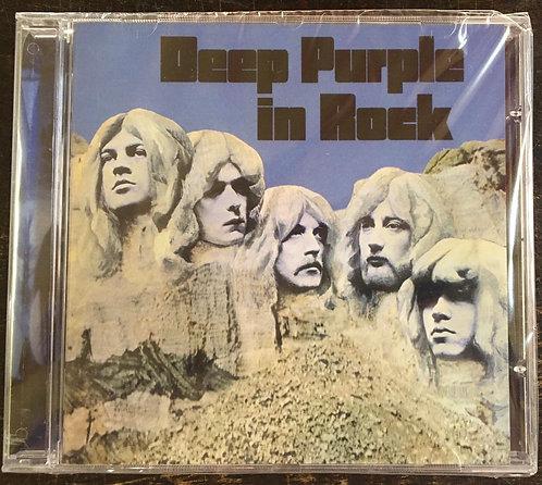 CD Deep Purple - In Rock - Anniversary Edition - Importado - Lacrado