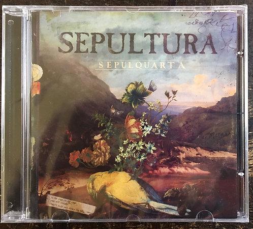 CD Sepultura - SepulQuarta - Lacrado