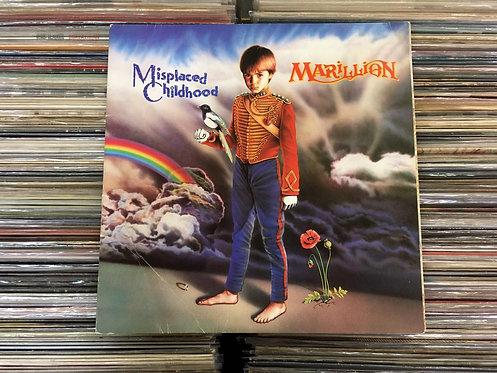LP Marillion - Misplaced Childhood - Capa Dupla
