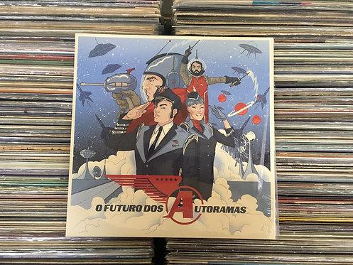 LP Autoramas - O Futuro Dos Autoramas - Vinil Vermelho