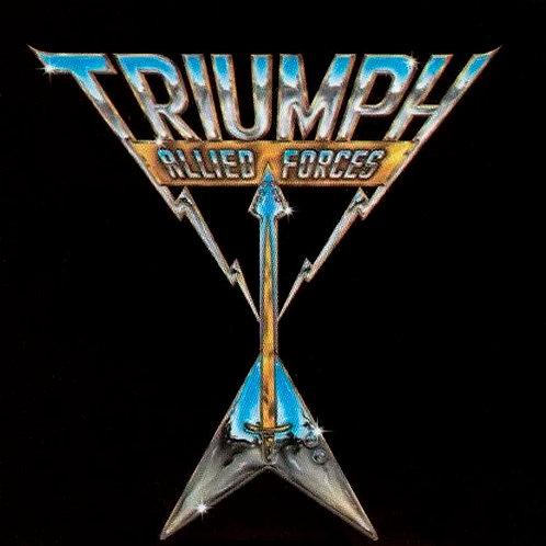 CD Triumph - Allied Forces - Lacrado