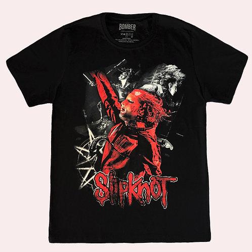 Camiseta Slipknot - Banda - Bomber