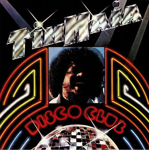 CD Tim Maia - Disco Club - Lacrado