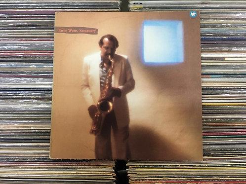 LP Ernie Watts - Sanctuary