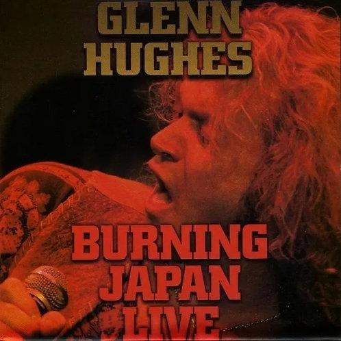 CD Glenn Hughes - Burning Japan Live - Lacrado