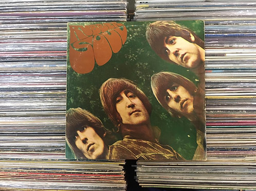 LP The Beatles - Rubber Soul - Com Encarte