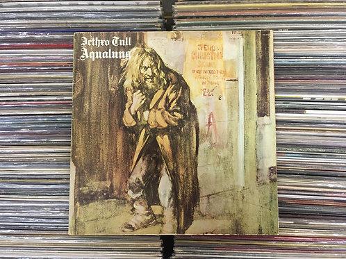 LP Jethro Tull - Aqualung - Capa Dupla