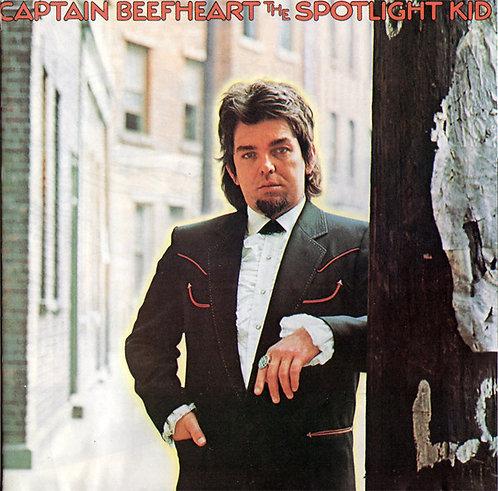 CD Captain Beefheart - The Spotlight Kid / Clear Spot - Imp (Seminovo)