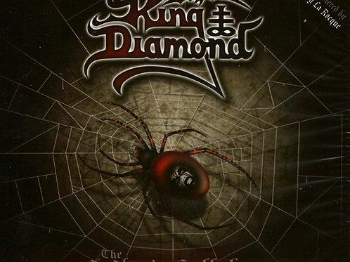 CD King Diamond - The Spider's Lullabye - +Bônus - Slipcase - Lacrado
