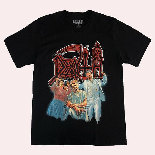 Camiseta Death - Spiritual Healing - Brutal