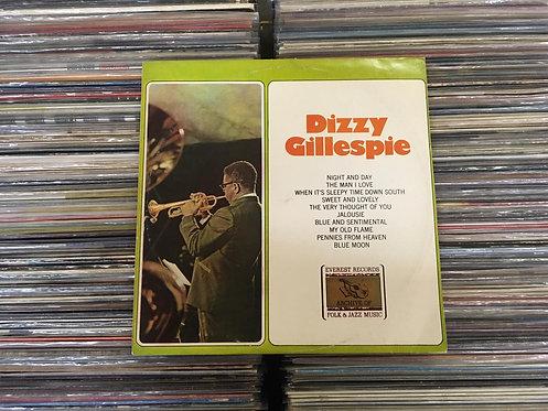 LP Dizzy Gillespie - Dizzy Gillespie In Paris - Imagem Jazz