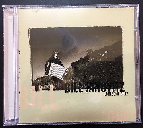 CD Bill Janovitz - Lonesome Billy - Importado