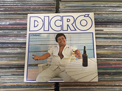 LP Dicró - O Professor
