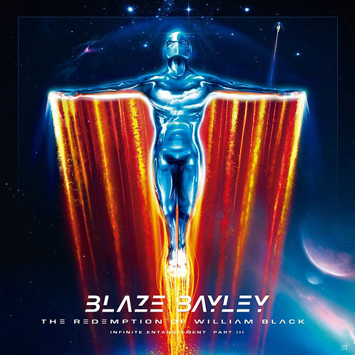CD Blaze Bayley - The Redemption Of William Black - Importado