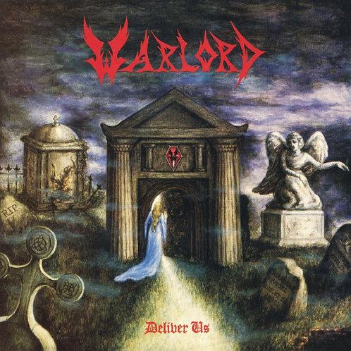 CD Warlord - Deliver Us - Slipcase - Lacrado
