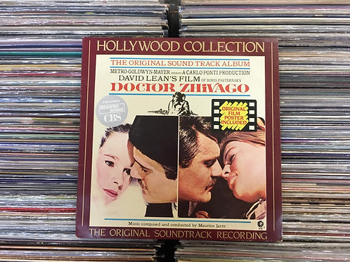 LP Doctor Zhivago / Original Soundtrack - Com Pôster
