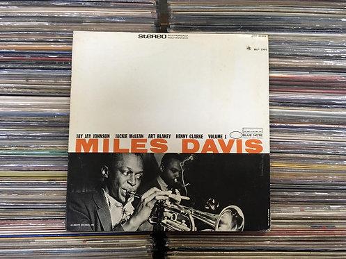 LP Miles Davis - Volume 1 / Blue Note - Importado