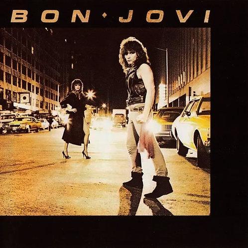 CD Bon Jovi - Bon Jovi 1984 - Importado - Lacrado